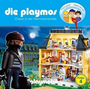 Die Playmos 04. Chaos in der Hermannstrasse