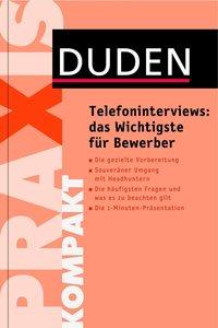 Telefoninterviews: das Wichtigste für Bewerber