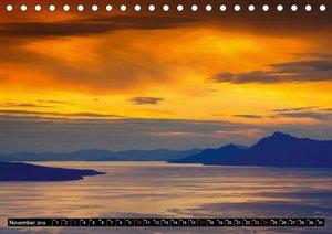 Makarska Riviera - Malerische Urlaubsorte in Dalmatien (Tischkal