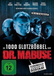 Die 1000 Glotzböbbel vom Dr. Mabuse, 1 DVD