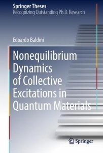 Nonequilibrium Dynamics of Collective Excitations in Quantum Mat