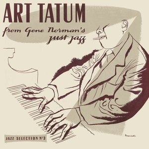Art Tatum from Gene Norman\'s Just Jazz