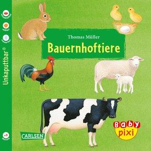 Baby Pixi 42: VE 5 Bauernhoftiere