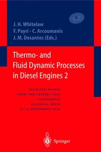Thermo- and Fluid Dynamic Processes in Diesel Engines 2