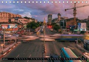 Myanmar - Im Land der Pagoden (Tischkalender 2019 DIN A5 quer)