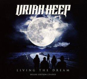Living The Dream (CD+DVD Digipak)