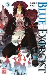 Blue Exorcist 05