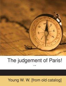 The judgement of Paris! ..