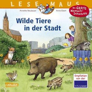 Wilde Tiere in der Stadt