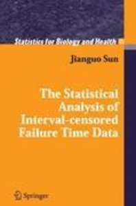 The Statistical Analysis of Interval-censored Failure Time Data