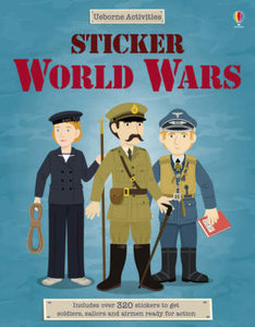 Sticker the World Wars