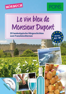 PONS Hörbuch Le vin bleu du Monsieur Dupont