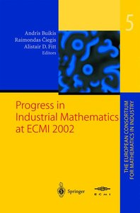 Progress in Industrial Mathematics at ECMI 2002