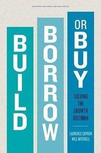 Build, Borrow, or Buy