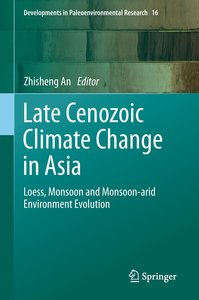 Late Cenozoic Climate Change in Asia