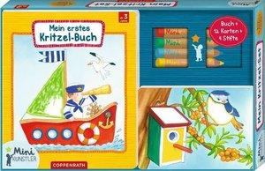 Mini-Künstler: Mein Kritzel-Set