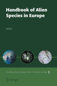 DAISIE Handbook of Alien Species in Europe