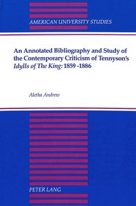 An Annotated Bibliography and Study of the Contemporary Criticis
