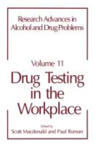 Drug Testing in the Workplace