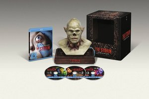 The Strain - Special Head Edition