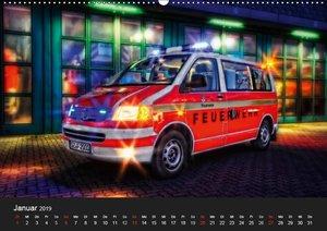 Berufsfeuerwehr Salzgitter (Wandkalender 2019 DIN A2 quer)