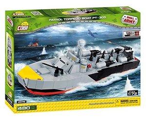 COBI 2376 - SMALL ARMY, Patrol Torpedo Boat PT-305, Patrouillenb