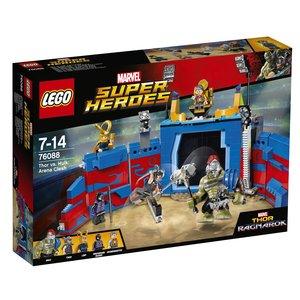 LEGO® Super Heroes 76088 - Thor gegen Hulk, Arena Clash