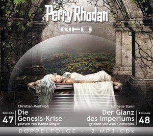 Perry Rhodan NEO 47 - 48 Die Genesis-Krise - Der Glanz des Imper