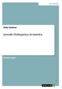 Juvenile Delinquency in America