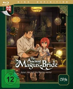 Ancient Magus Bride - Blu-ray 5 (OVA). Box.5, 1 Blu-ray (OVA)