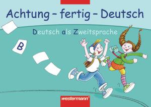 Achtung - fertig - Deutsch. Deutsch als Zweitsprache. Kartei B