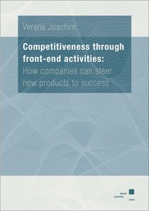 Competitiveness through front-end activities: