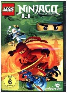 LEGO Ninjago Staffel 1.1