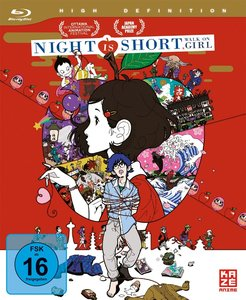 Night Is Short, Walk On Girl - Blu-ray