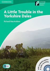 A Little Trouble in the Yorkshire Dales. Mit Audio-CD