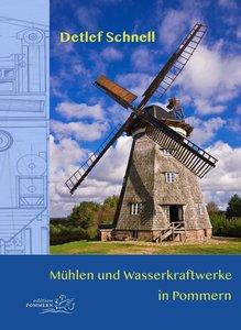 Mu¨hlen und Wasserkraftwerke in Pommern