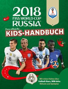 Das offizielle FIFA Fussball-Weltmeisterschaft Russland 2018 Kid