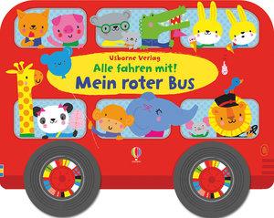 Alle fahren mit! Mein roter Bus