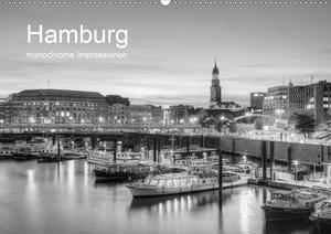 Hamburg monochrome Impressionen