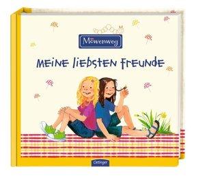 Möwenweg Freundebuch