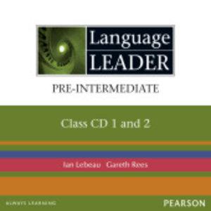 Language Leader Pre-intermediate Class CD