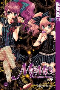 Momo - Little Devil Sammelband 02