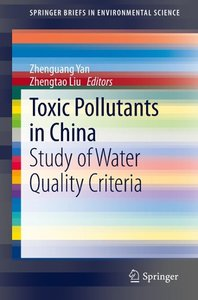 Toxic Pollutants in China