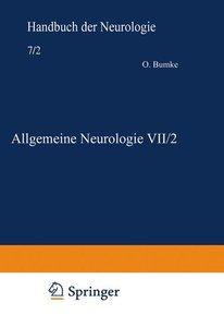 Allgemeine Neurologie VII/2