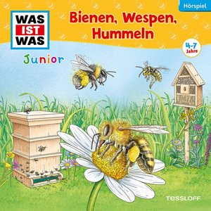 Bienen, Audio-CD