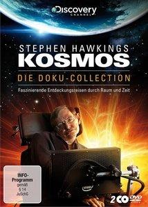 Stephen Hawkings Kosmos - Die Doku-Collection, 2 DVD (Limited Ed