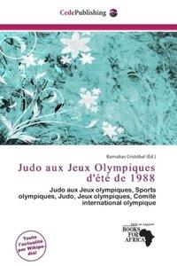 JUDO AUX JEUX OLYMPIQUES D T D