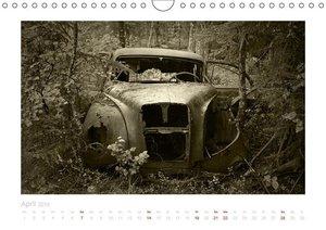Der Oldtimer - geliebt und vergessen (Wandkalender 2019 DIN A4 q