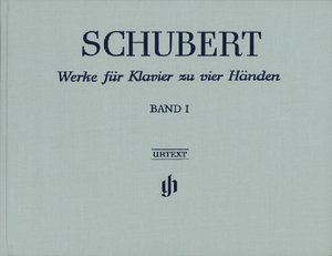 Werke für Klavier zu vier Händen Band I