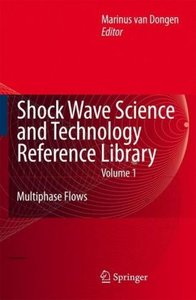 Shock Wave Science and Technology Reference Library 1